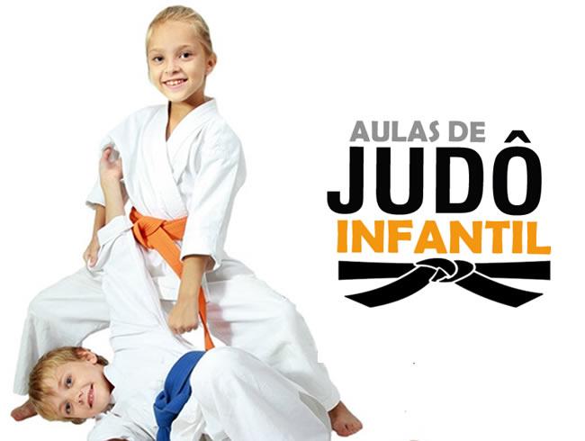 Judô Infantil